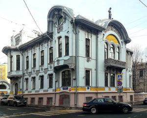 Особняк Миндовского, бесплатная экскурсия