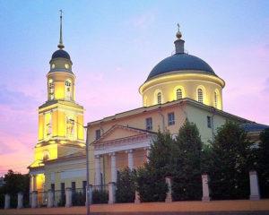Храм Большое Вознесение.