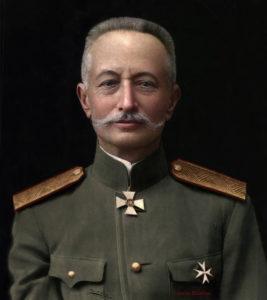 Силуэт Остоженки