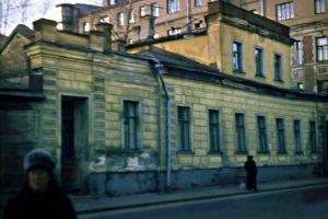 Малый Левшинский переулок