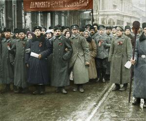 Революция в Петрограде