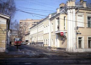 Чертольский переулок