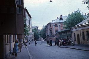 Большой Левшинский переулок