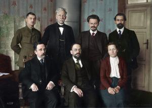 Делегация России в Брест-Литовске